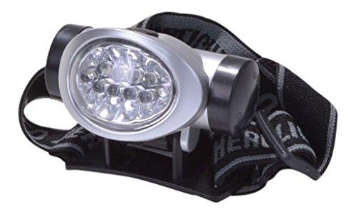 Preisvergleich Produktbild PROFI 10 x High Power LED Stirnlampe Kopflampe Stirnleuchte Taschenlampe Jogging