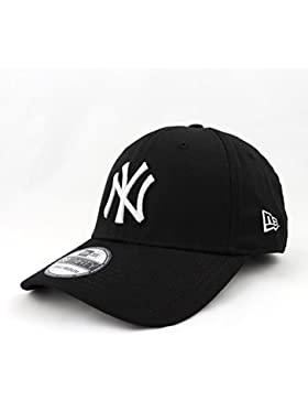 New Era - MLB Basic NY Yankees 39Thirty Stretch Back, Baseball beretto da uomo