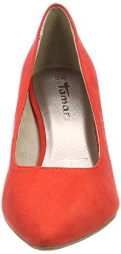 Tamaris 22481, Escarpins Femme Orange (Fire)