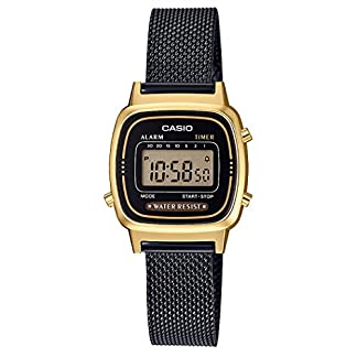 Casio Smart Watch Armbanduhr LA670WEMB-1EF