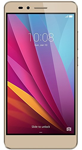 Huawei Honor 5X Smartphone (5,5 Zoll (14 cm) Touch-Display, 16 GB interner Speicher, Android 5.1) gold