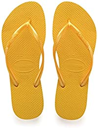 340c286d53a0 Amazon.co.uk  Yellow - Flip Flops   Thongs   Women s Shoes  Shoes   Bags