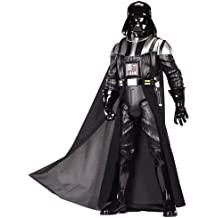 Star Wars - Figura Darth Vader de 45 cm, color negro (Jakks Pacific 71464-EU-PLY)