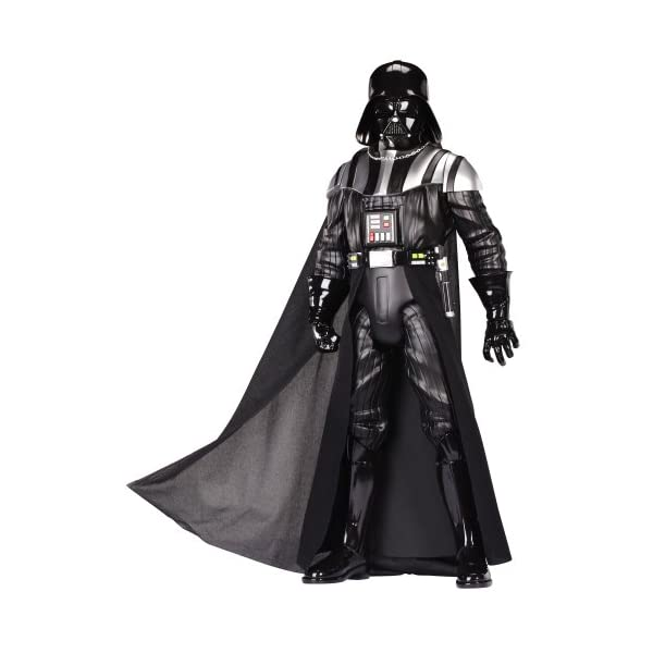 Jakks Pacific 58712 - Figura de Darth Vader de Star Wars (78,7 cm) - Figura Star Wars Darth Vader (80 cm) 4