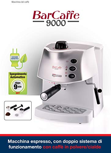 Zoom IMG-3 termozeta 74527 macchina espresso barcaff