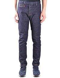 Uomo Mcbi33291 Blu Jeans Cotone Brian Dales LA5Rc34jq