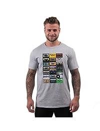 Men's Audio Cassette Tapes Hip Hop Festival T Shirt