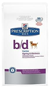 Hill's Hund B/D, 1er Pack (1 x 12 kg)