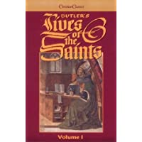 Butler's Lives of the Saints (4 Volume Set) 2nd (second) edition by Alban Butler published by Christian Classics (1956) Paperback