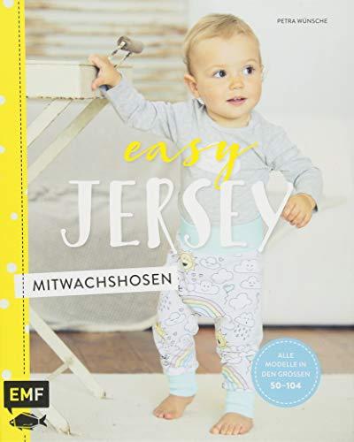 Easy Jersey - Mitwachshosen: Spi...