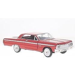 Chevrolet Impala 1964 Rot 1:24 Motormax