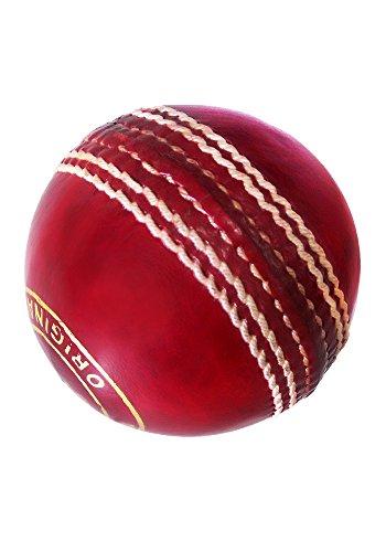 Calvin-Beaver-Leather-Cricket-Ball-55-oz-Red
