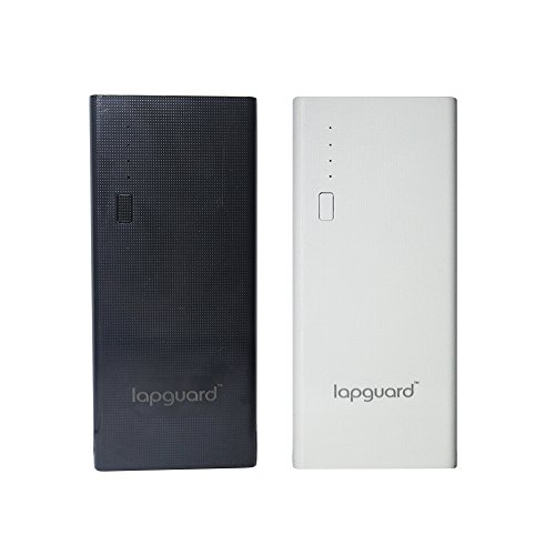 Lapguard LG514_10.4K 10400mAH Lithium-ion Power Bank (White)