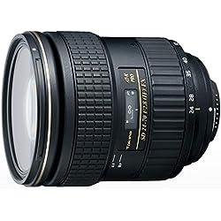 TOKINA at-X Pro FX 24-70mm F2.8 Objectif Reflex Pro Haute résolution Noir