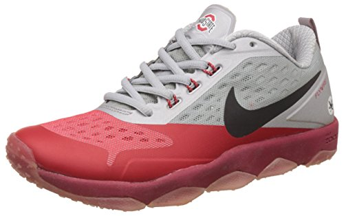 Nike Men's Air Zoom Flyware Red Running Shoes - 8.5 UK/India (43 EU)(9.5 US)(819803-006)  available at amazon for Rs.4497