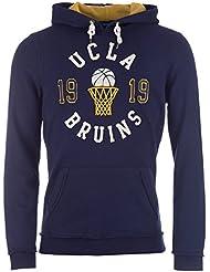Sweat � capuche UCLA Grovener pour homme en gris chin�