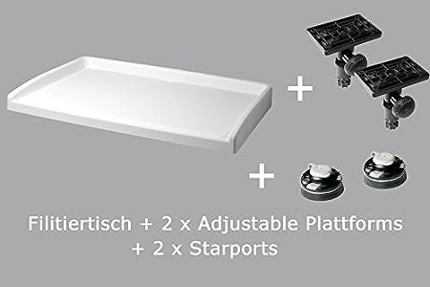 Support Filet - Filet de sole Table Kit F. GFK