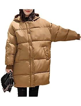 Le Donne Inverno Caldo Cappotto Imbottito Incappucciato Chiudi Palla Gli Indumenti Esterni