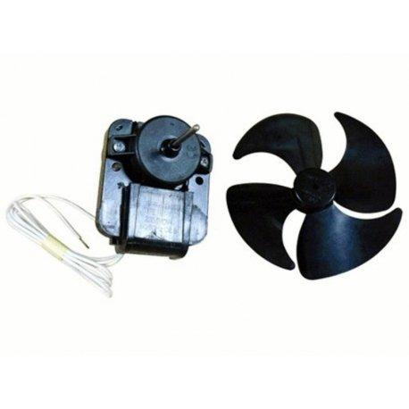 Motor ventilador frigorifico Whirlpool NO FROST diametro3X28mm 481936170011