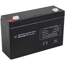 HQ Lead-Acid 6V 10Ah Plomo-ácido 10000mAh 6V batería recargable - Batería/