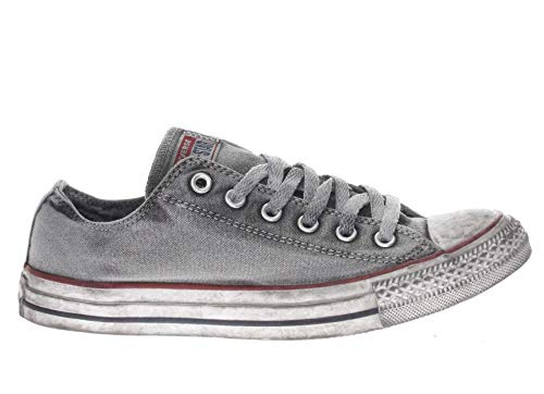 4227843f0bbd Converse All Star Limited Edition Low canvas optical white smoke-41.5