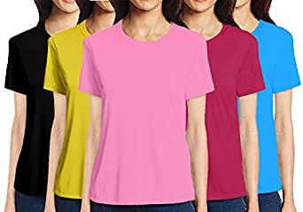 Women's T-Shirt (Pack of 5)