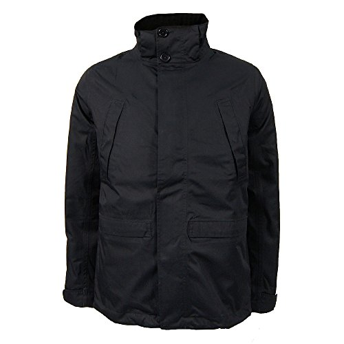 Aigle Woodfield, Impermeable Uomo, Nero, Medium