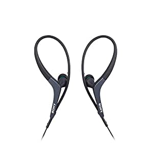 Sony MDR-AS200 In-Ear Sports Headphones - Black