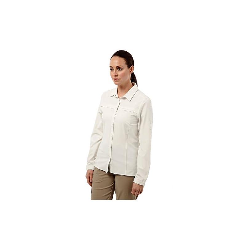 Craghoppers NosiLife Pro Women's Long Sleeved Shirt