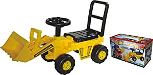 Toyzone Mini Bulldozer, Multi Color