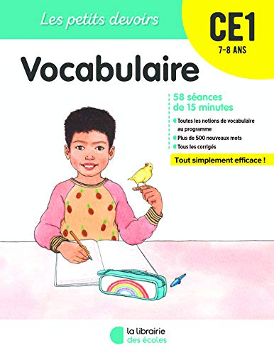 Les Petits devoirs - Vocabulaire CE1