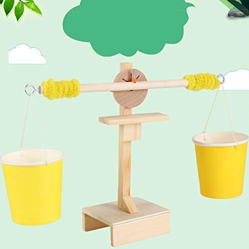 0Miaxudh - Juguete de equilibrio para niños y bebés, diseño de Montessori