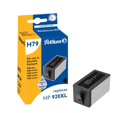 Pelikan Druckerpatrone H79 ersetzt HP CD975AE, Schwarz