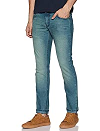 Newport University Men's Slim Fit Jeans
