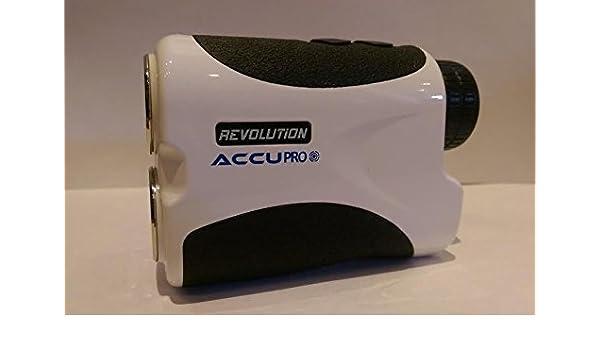 Accu pro golf laser entfernungsmesser amazon sport freizeit