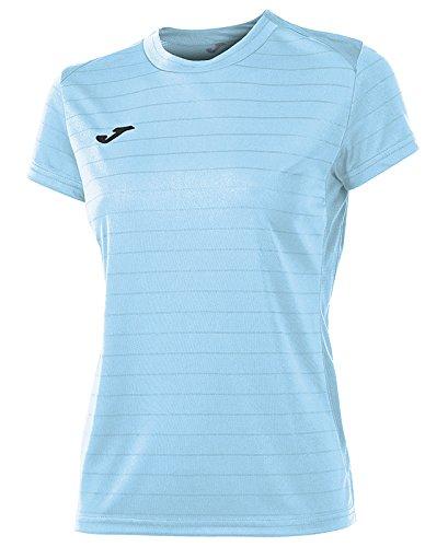 Joma 900242.350 T-shirt à manches courtes Femme Céleste