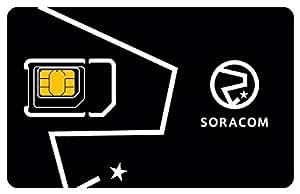 Soracom Air SIM Card (1 SIM Pack) Plan 02