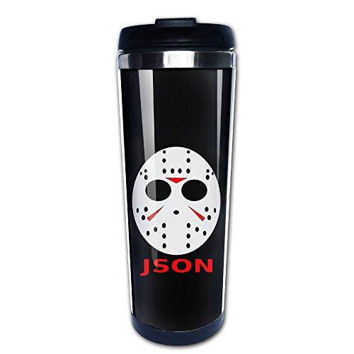 Jason Voorhees Freitag der 13. Edelstahl Vakuum Tasse Kaffee