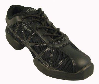 capezio-zapatos-con-hebilla-unisex-color-negro-talla-37