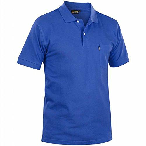 Blakläder 330510358500L taglia grande polo-shirt–blu fiordaliso Cornflower Blue