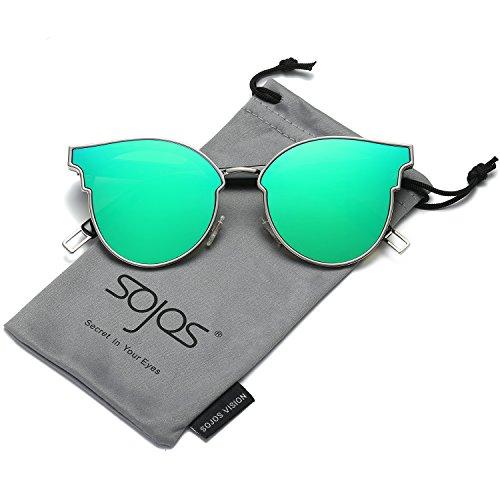sojos-schick-klassische-retro-metallbrucken-runde-verspiegelt-sonnenbrille-fur-herren-und-damen-sj10