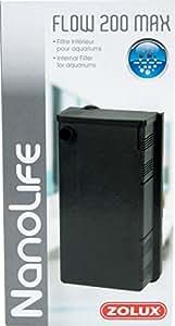 NanoLife FLOW 200 Max filtre intérieur pour aquariums