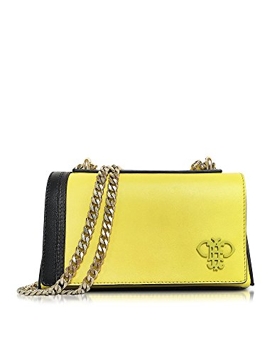 emilio-pucci-womens-71bd1271004279-yellow-leather-shoulder-bag