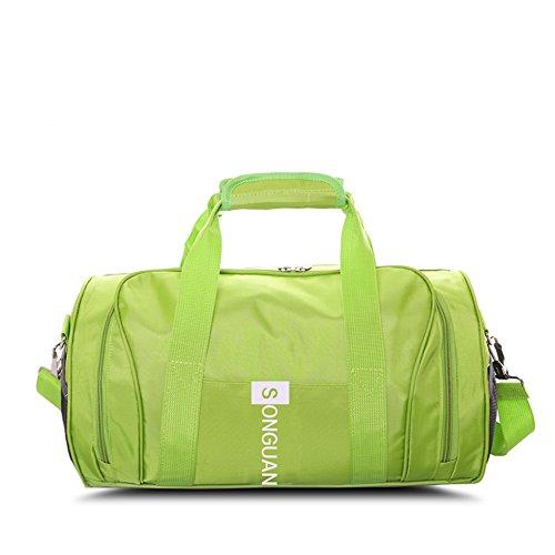 Borsa a mano monospalla fashion cylinder/pacchetto messager/borsa sportiva impermeabile-F C