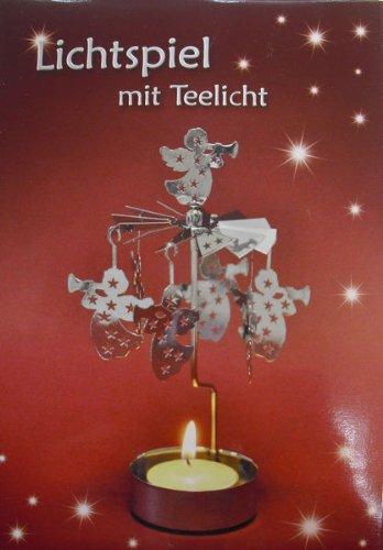 DDR-Glockenspiel - Lichtspiel 'Silber' - Elch