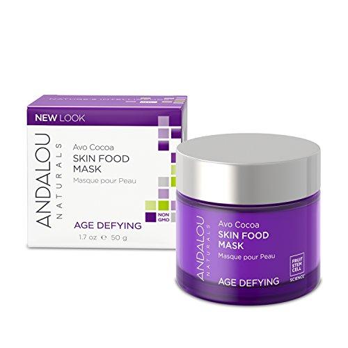 Skin Food Maske, Avo Kakao, Age Defying, 1,7 Unzen (50 g) - Ein andalusischer Naturals