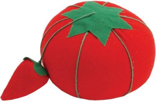 fendii 50mm DIY Tomaten-Nadelkissen für das Handgelenk  (Pin Tomaten)