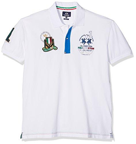 la-martina-mens-man-s-s-piquet-stretch-polo-shirt-weiss-optic-white-1-xl-manufacturer-size-xl