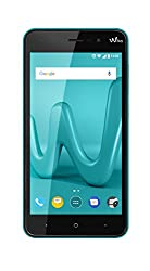 Wiko Lenny 4 12,7 cm (5 Zoll) Smartphone (8MP Kamera, 16 GB internen Speicher, 1GB RAM, Dual-SIM, Android Nougat) türkis
