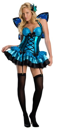antasy Fairy Kostüm, Größe S (Fairy Lace Wings)